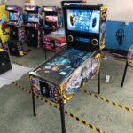 Game of the Throme pinball machine