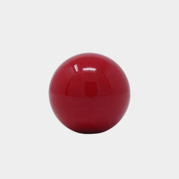 red arcade joystick top