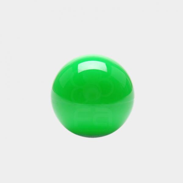 green arcade joystick top