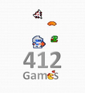 412 Multicade Arcade Game List