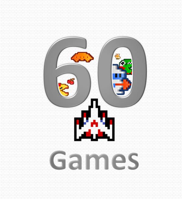 60 in 1 arcade game list