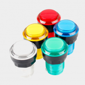 led arcade cabinet button options