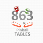 863 in 1 Virtual Pinball Game List