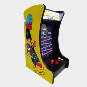 countertop multicade with pacman wrap