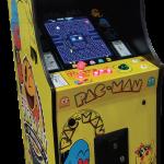 Pacman Upright