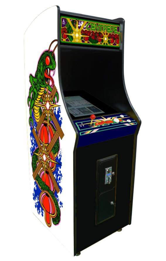upright multicade with centipede wrap