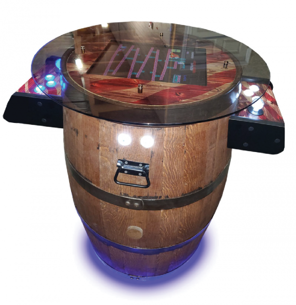 Bourbon barrel multicade